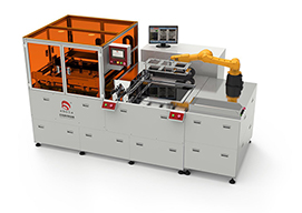 FPC双平台丝印机