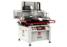立式丝网印刷机