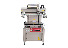 PVC丝网印刷机