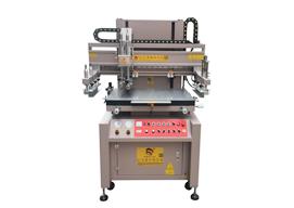 塑胶面板丝网印刷机